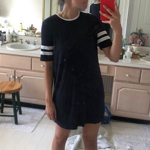 MOVING SALE!NET Zsupply T-shirt Dress